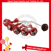 12g Cola Lollipop Candy Bag Packing Supplier