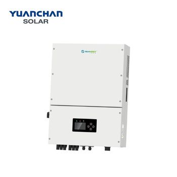 YuanChan  manufacturers single phase 10kw 15kw 20kw for solar system roof solar voltage inverter