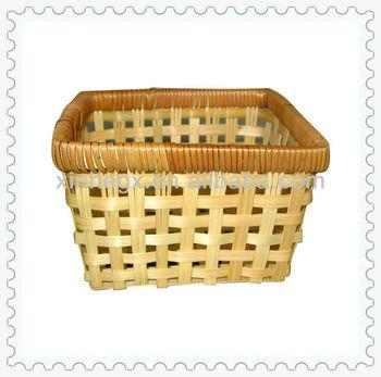 Kids Mini Bamboo Craft Basket Buy Bamboo Craft Basket Kids Craft