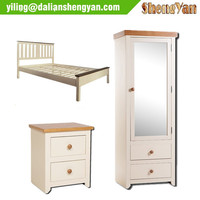 MDF Mirrored Modern Classic Bedroom Furniture Cheap Bedroom