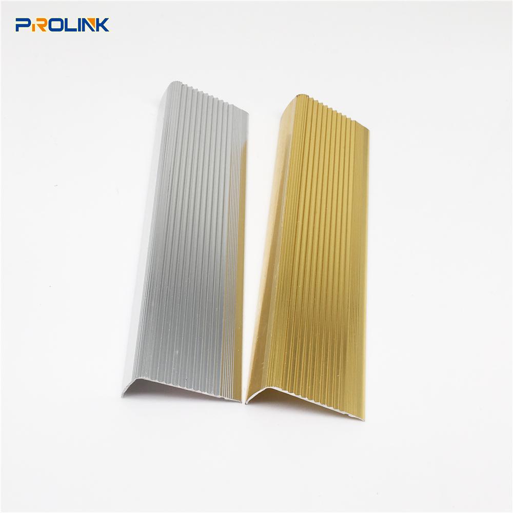Laminate Floor Step Edge Trim Aluminum