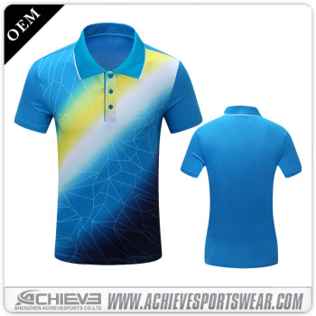 Custom High Quality Office Uniform Designs Polo Shirt Buy Polo