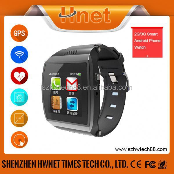 New style 1.55' smart watch answer call vibration caller id