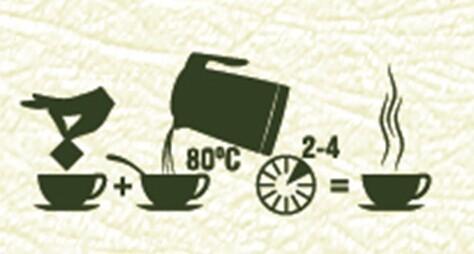 Certificado de Boa Qualidade Barato A Granel Ensacado Embalagem Processamento de Cevada Chá Preto Fermentado