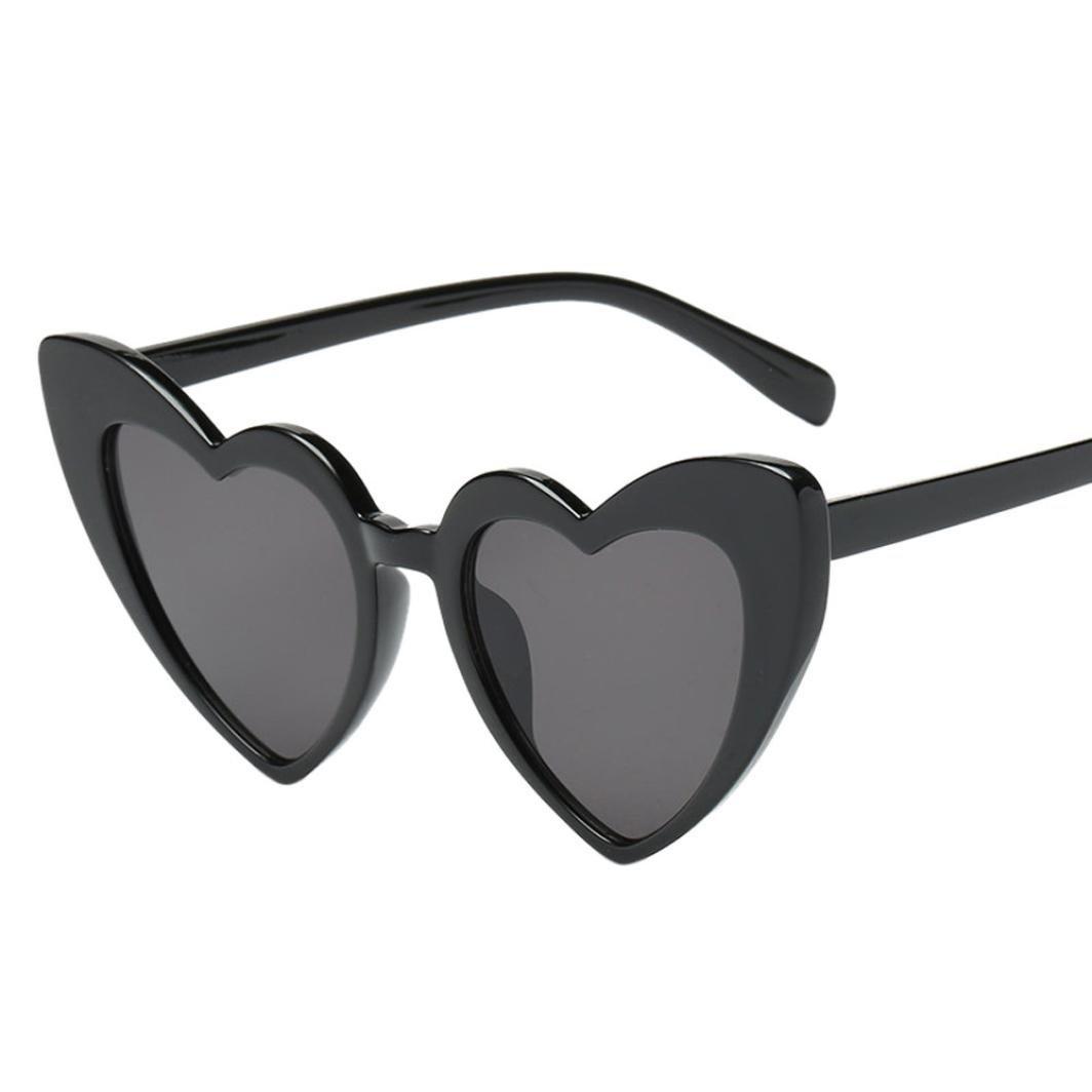 e7189d8cdd Cheap Blue Heart Shaped Sunglasses