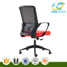 Modern Office Racing Chair With Folding Back and Lumbar Support Office Chair Wheel Base