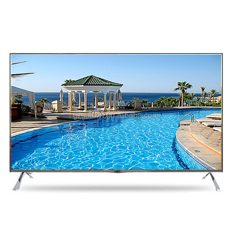 40 55 65 75 80 85 100 pulgadas Ultra HD Smart 4 K LCD LED tv oled