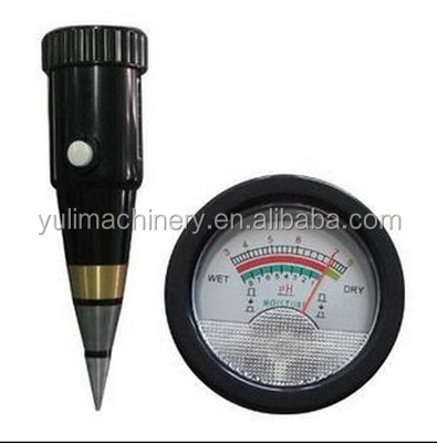 Protable digital soil ph meter can direct insert the soil test