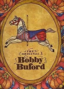 The Original Bobby Buford Restaurant Menu Columbia Missouri 1986 Carousel Horse