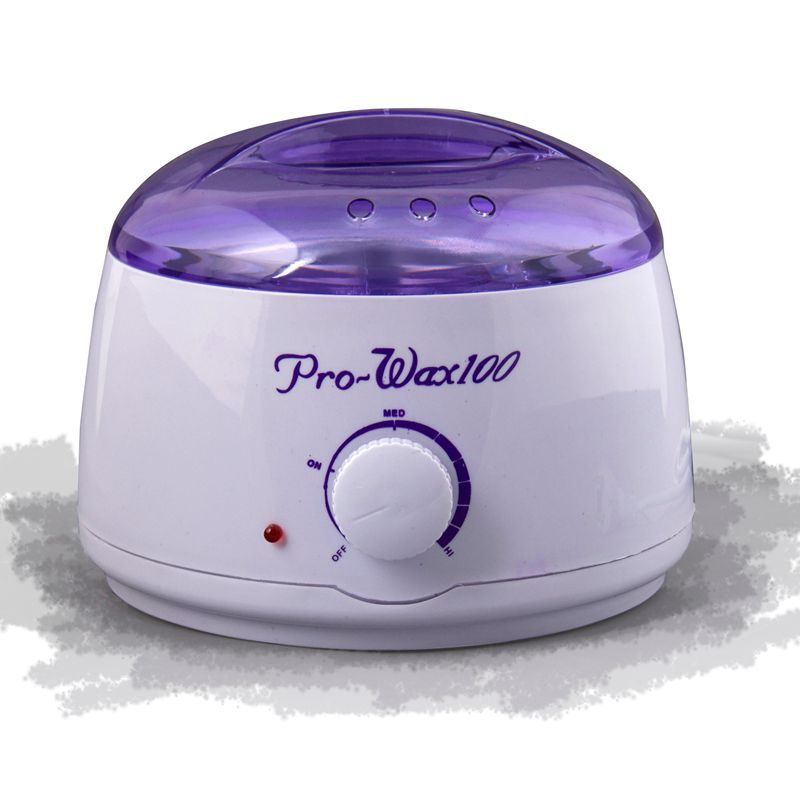 Amazon Hair Removal 500ML Electric Pro wax 100 + beans Wax Warmer Kit Depilatory Wax Heater