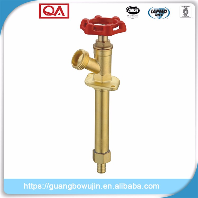 Guaranteed Quality Proper Price Wall Mount Bath Faucet