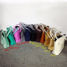 Wholesale Domil Blanks Women PU Faux Leather Tote Bag Scalloped Sumer Travel Shoulder Bags DOMIL107172