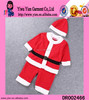 Baby Boys Girls Red Christmas Costume Classic Red Christmas Costume