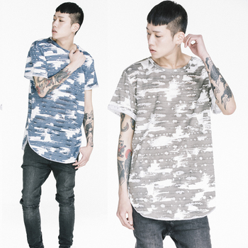 China import camo clothes 50 cotton 50 polyester men 39 s for 50 percent cotton 50 percent polyester t shirts