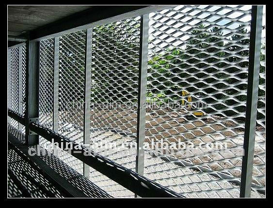 Excellent Quality!!aluminum Expanded Metal Mesh Architectural ...