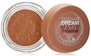 Maybelline Dream Matte Mousse Foundation – Cocoa (Dark 3)