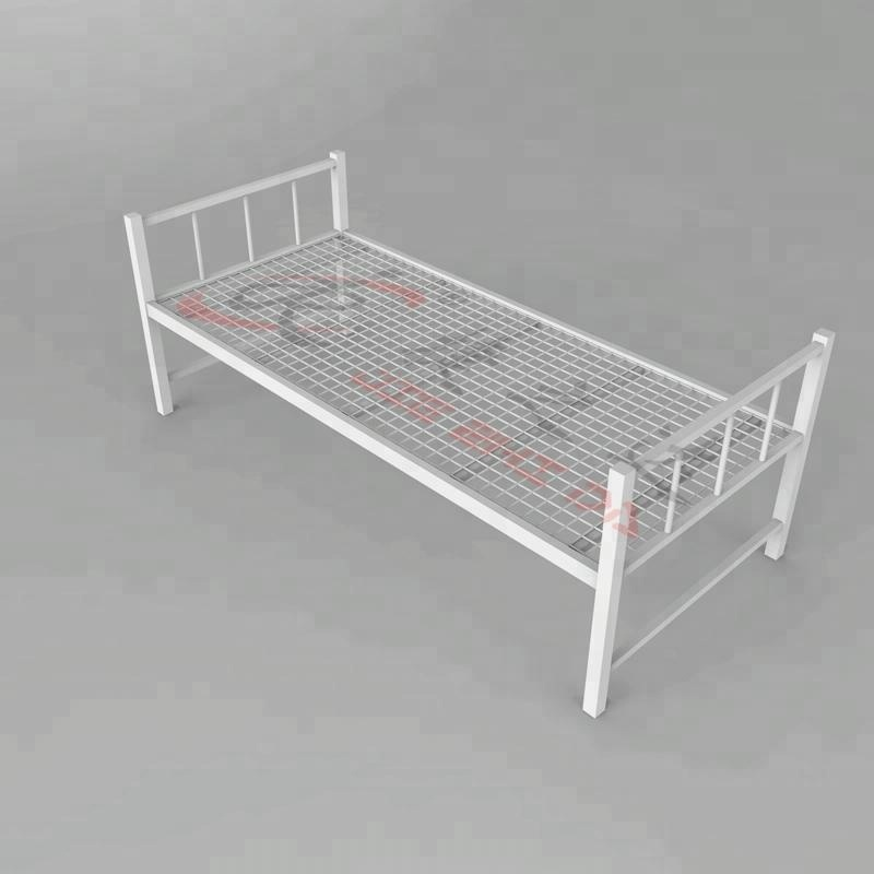 Cheap super metal folding single bed design
