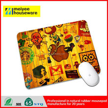 sublimation mouse pad/mousepad/mouse pad for sublimation 3mm