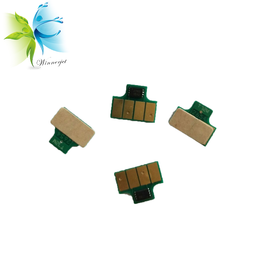 bulk buy from China for HP 761 chip 6 colors cartridge chip for HP designjet T7100