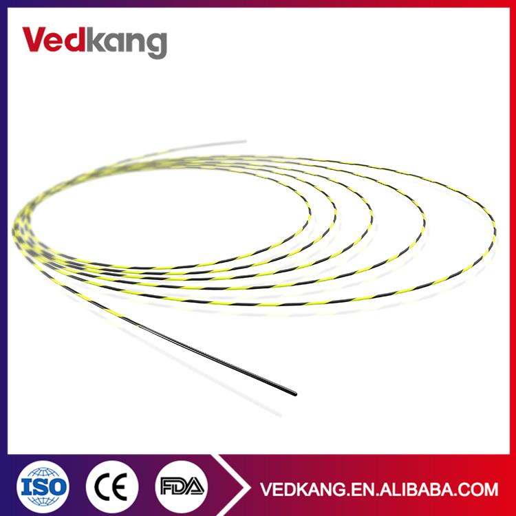 New design ptca guide wires with high quality