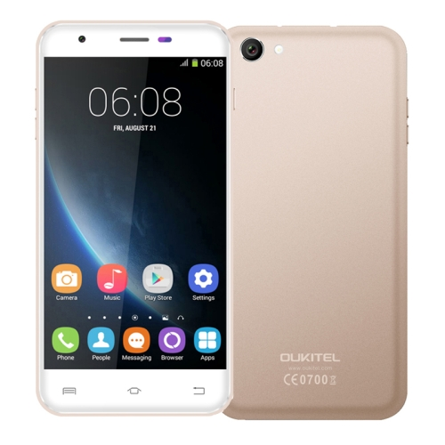 oukitel U7 Pro 5.5 inch Android 5.1 3G Smartphone
