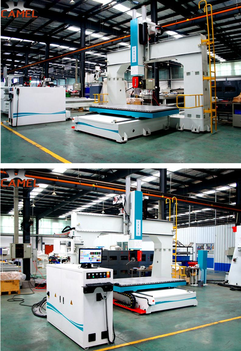 large scale cnc machine - HD792×1152