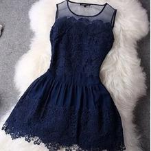 Krásné krajkové šaty z Aliexpress