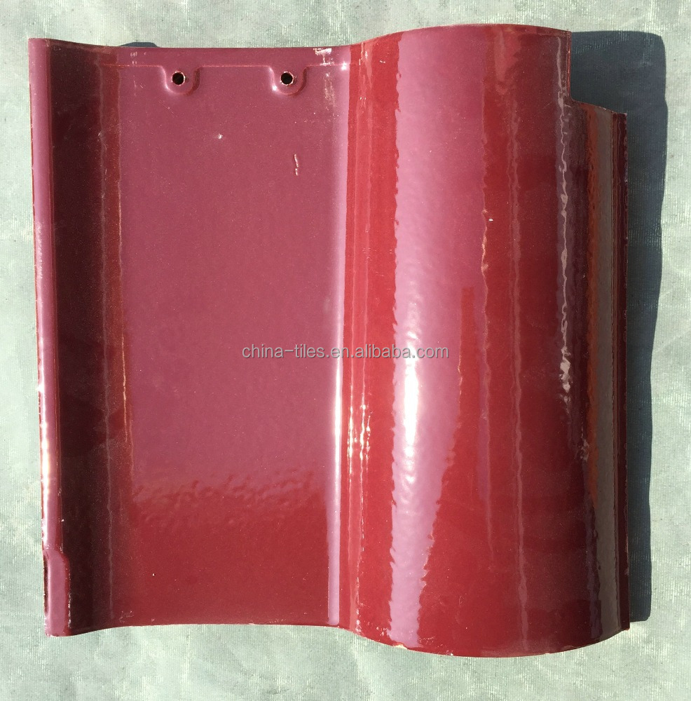 High quality Spanish terracotta roofing tile