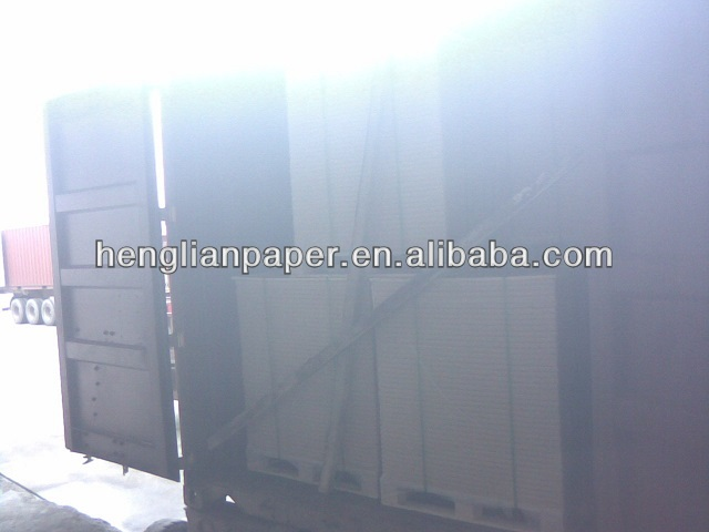 Premium Quality High Gloss Couche Paper Mill