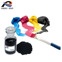 Pigment carbon black highly dispersed black powder
