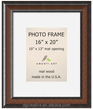 Walnut Wood Photo Frame Buy Simple Frame 8 X 10 Classic