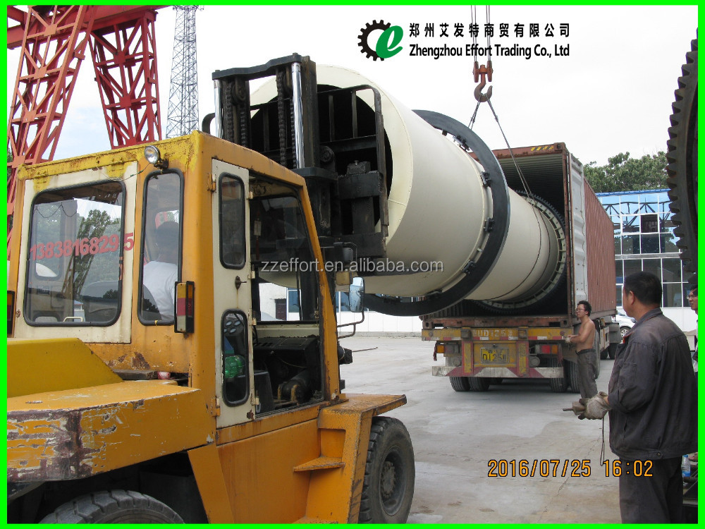 Professional design stone/Sand Rotary Dryer for sale