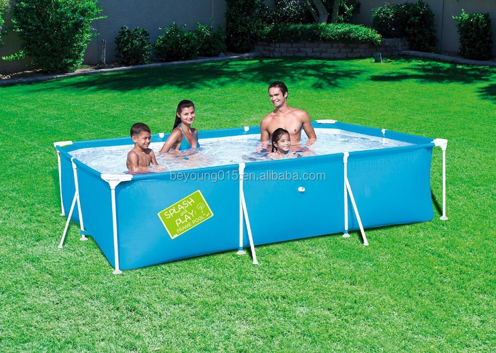 8ftx20in splash in shade ply pool ,bestway round steel pro frame ...