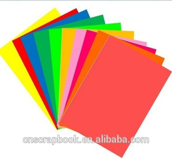 a4 a3 size printable colored construction paper wholesale in china - Colored Paper Printable