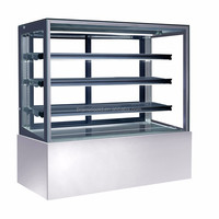 Buy Upright cake showcase pastry display cabinet in China on ...