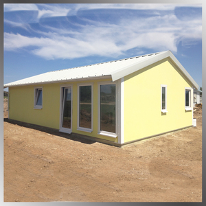 Small Luxury Prefabricated Cabin Building Modular Steel Structure Prefab Living Home House for Sale