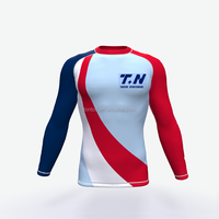 Long Sleeve Rush guard Rash guard mma Sports Wear