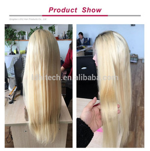Factory supply 5A Brazilian full lace wig,yes natural virgin human hair on Alibaba, good quality alibaba lace wig china