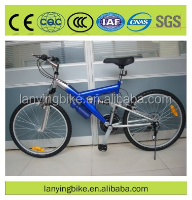 2016 promotion cheap 26''steel frame mountain bicicletas with full suspension/china mtb bike