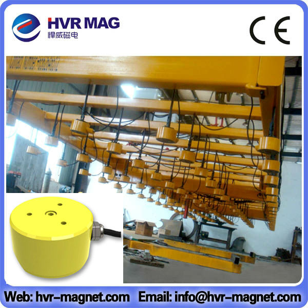 Industrial electro 1.5 ton permanent lifting magnet