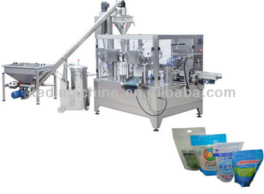 Full -automatic Weighing Powder Packaging Machine