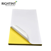 80Gsm A3 A4 Size High Glossy Self Adhesive Coat Coating Paper
