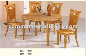 Latest Dining Table Designs Round Wooden Dining Table