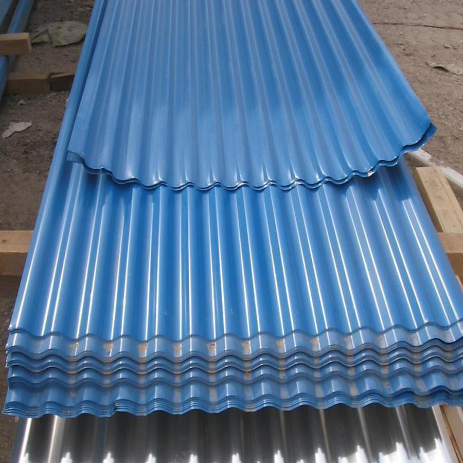 Hot Sale Ppgi Roofing Sheet China Supplier Long Span Color