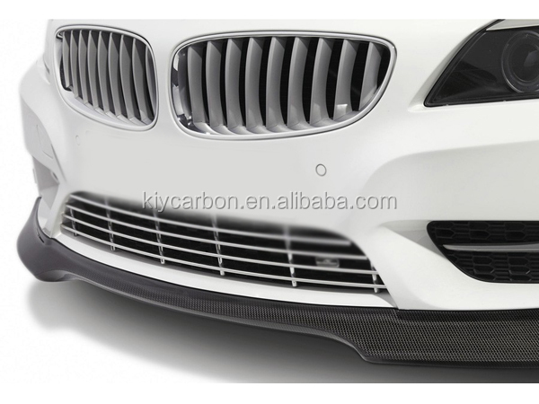 Custom Carbon Fiber Racing Car Parts Front Lip Spoiler For  Bmw/lamborghini/porsche/ferrari , Buy Carbon Fiber Car Parts,For