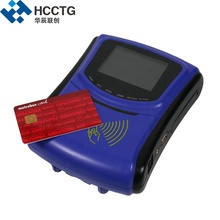 Linux RFID NFC Barcode Scanner Automatische <span class=keywords><strong>Bus</strong></span> Ticket <span class=keywords><strong>Validator</strong></span> met QR Code HCC1306