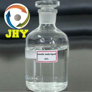 2019 Market Price of Sodium Hydroxide Liquid Solution 50%