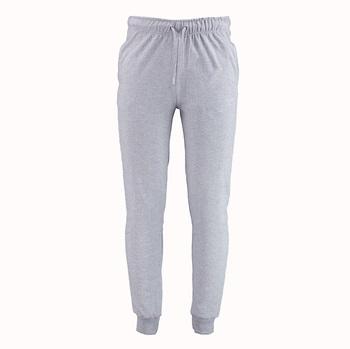 New Designed Blank Grey Custom Logo Men Slim Joggers Pants ... 26422c3dcc