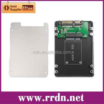 New Mini Sata Ssd Adapter Msata 3 Ssd Enclosure Ssd Caddy For Laptops Model  Hd2570-mi - Buy Mini Sata Ssd Adapter,Msata 3 Ssd Enclosure For Dell