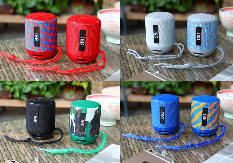 Suara Stereo Speaker Nirkabel Smart Speaker Portable Tahan Air USB Mini Bluetooths Ponsel PC Speaker